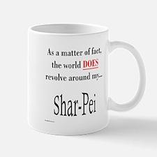 Shar Pei World Mug
