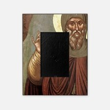 Byzantine icon of St. Anthony. It co Picture Frame