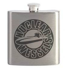 Nuclear wessels Flask
