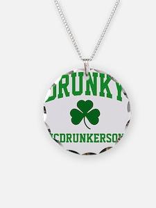 Drunky M Necklace