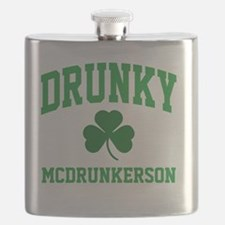 Drunky M Flask