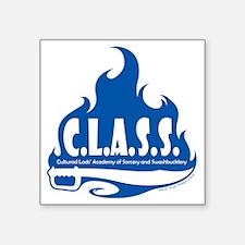 "cp_class Square Sticker 3"" x 3"""