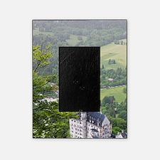 Schwangau. Neuschwanstein Castle fro Picture Frame