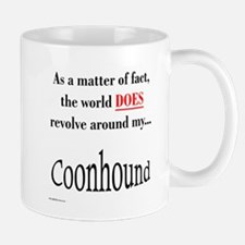 Coonhound World Mug