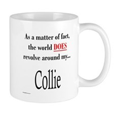 Collie World Mug