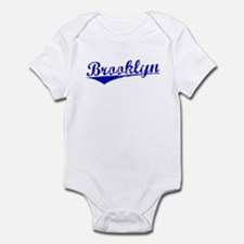 Brooklyn Cursive 2 Infant Bodysuit