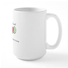 LoveIsJustaWord-102011 Mug