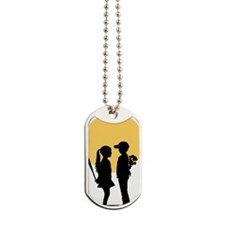 lover girl2 Dog Tags