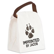 Imprinted Canvas Lunch Bag