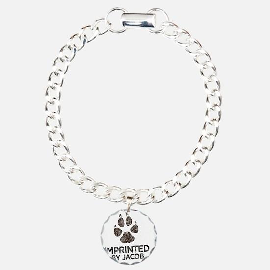 Imprinted Charm Bracelet, One Charm