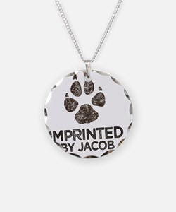 Imprinted Necklace
