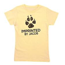 Imprinted Girl's Tee