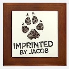 Imprinted Framed Tile