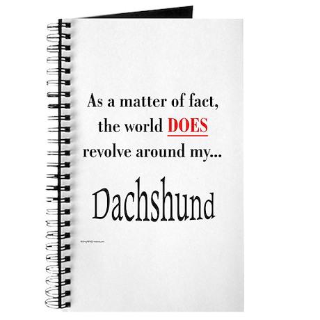 Dachshund World Journal