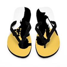 lover girl3 Flip Flops