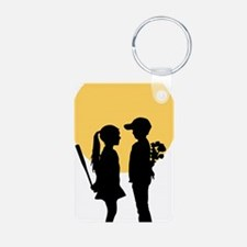 lover girl3 Keychains