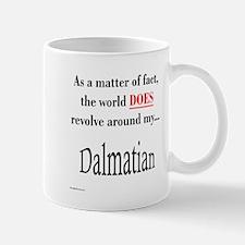 Dalmatian World Mug