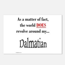 Dalmatian World Postcards (Package of 8)