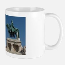 The first king of HungaryCastle Hill. F Mug