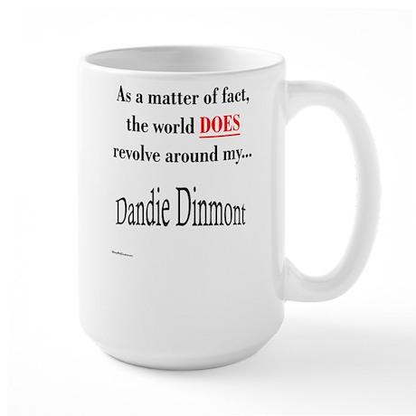 Dandie World Large Mug