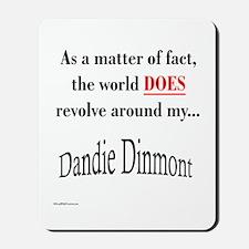 Dandie World Mousepad