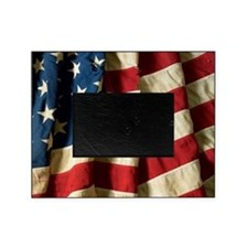 us_flag_03 Picture Frame