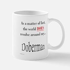 Dobie World Mug