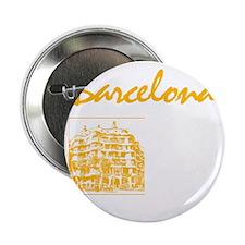 """Barcelona_7x7_apparel_CasaMila_ParcGu 2.25"""" Button"""
