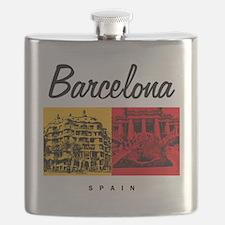 Barcelona_7x7_Bag_CasaMila_ParcGuell Flask