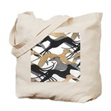 Greyhound Canvas Bags