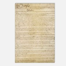ConstitutionFULL Postcards (Package of 8)