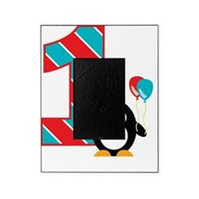 PenguinBirthdayBoy1 Picture Frame