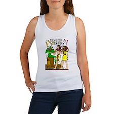 Osiris, Horus and Rameses Women's Tank Top