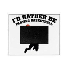 ratherbeBasketA3 Picture Frame