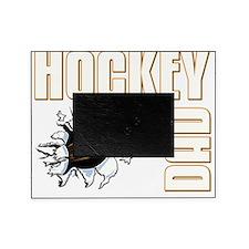 hockeydad001-dark Picture Frame