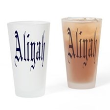 aliyah Drinking Glass