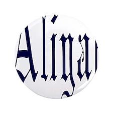 """aliyah 3.5"""" Button"""