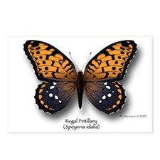 Regal Fritillary Postcards (Package of 8)