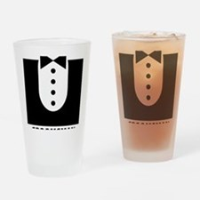 groomsman Drinking Glass