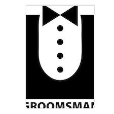 groomsman Postcards (Package of 8)