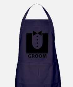 groom Apron (dark)