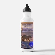 Izzis Journal Water Bottle