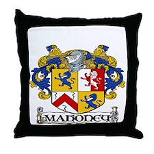 aaronwhite Throw Pillow