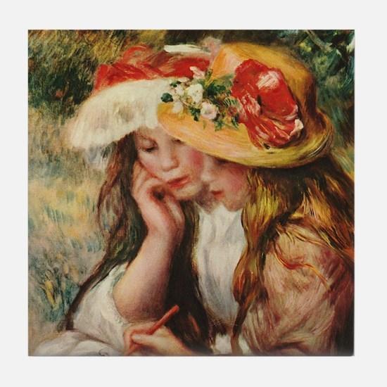Renoir Tile Coaster