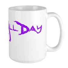 8x10_purple_messenger Mug