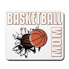 basketball_mom--dark Mousepad