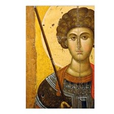 Byzantine Art. Greece. ic Postcards (Package of 8)
