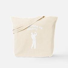 ratherbeGolfA2 Tote Bag