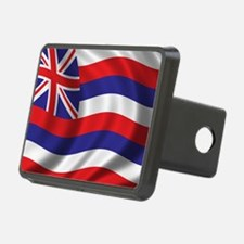 hawaii_flag Hitch Cover