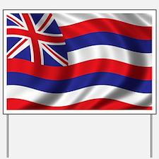 hawaii_flag Yard Sign